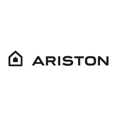 Logo Ariston Black PNG-PlusPN