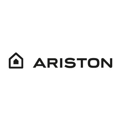 Logo Ariston Black PNG