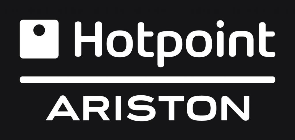 Logo Ariston Black PNG - 107558