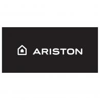 Logo of Ariston - Logo Ariston Black PNG