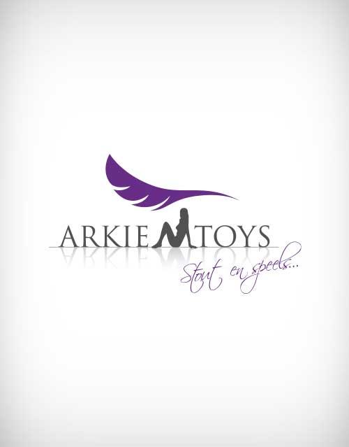 Logo Arkie Toys PNG