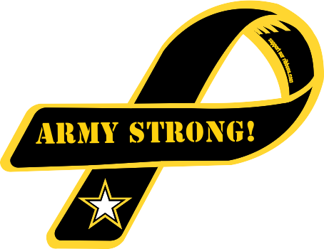 Army Strong by Raza5 PlusPng.com  - Logo Army Strong PNG