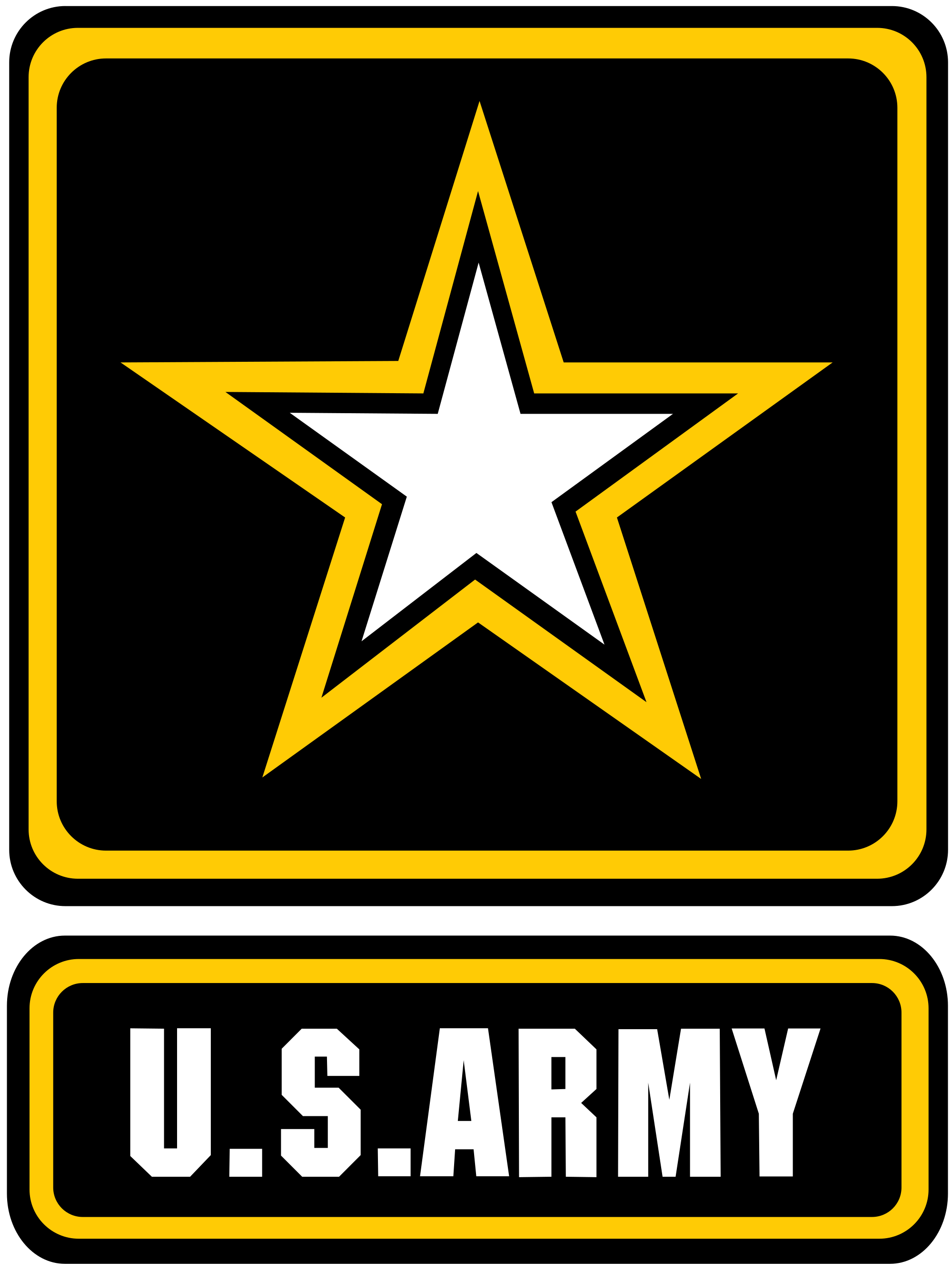 Open PlusPng.com  - Logo Army Strong PNG