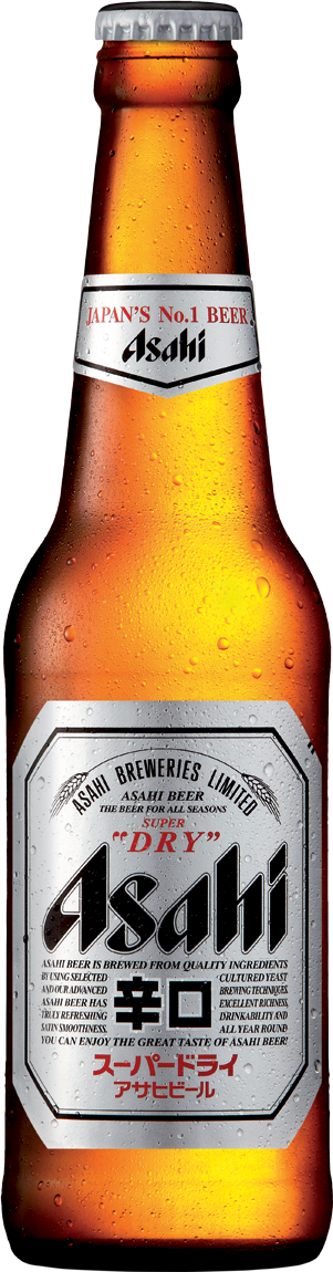Logo Asahi Breweries PNG-PlusPNG.com-301 - Logo Asahi Breweries PNG