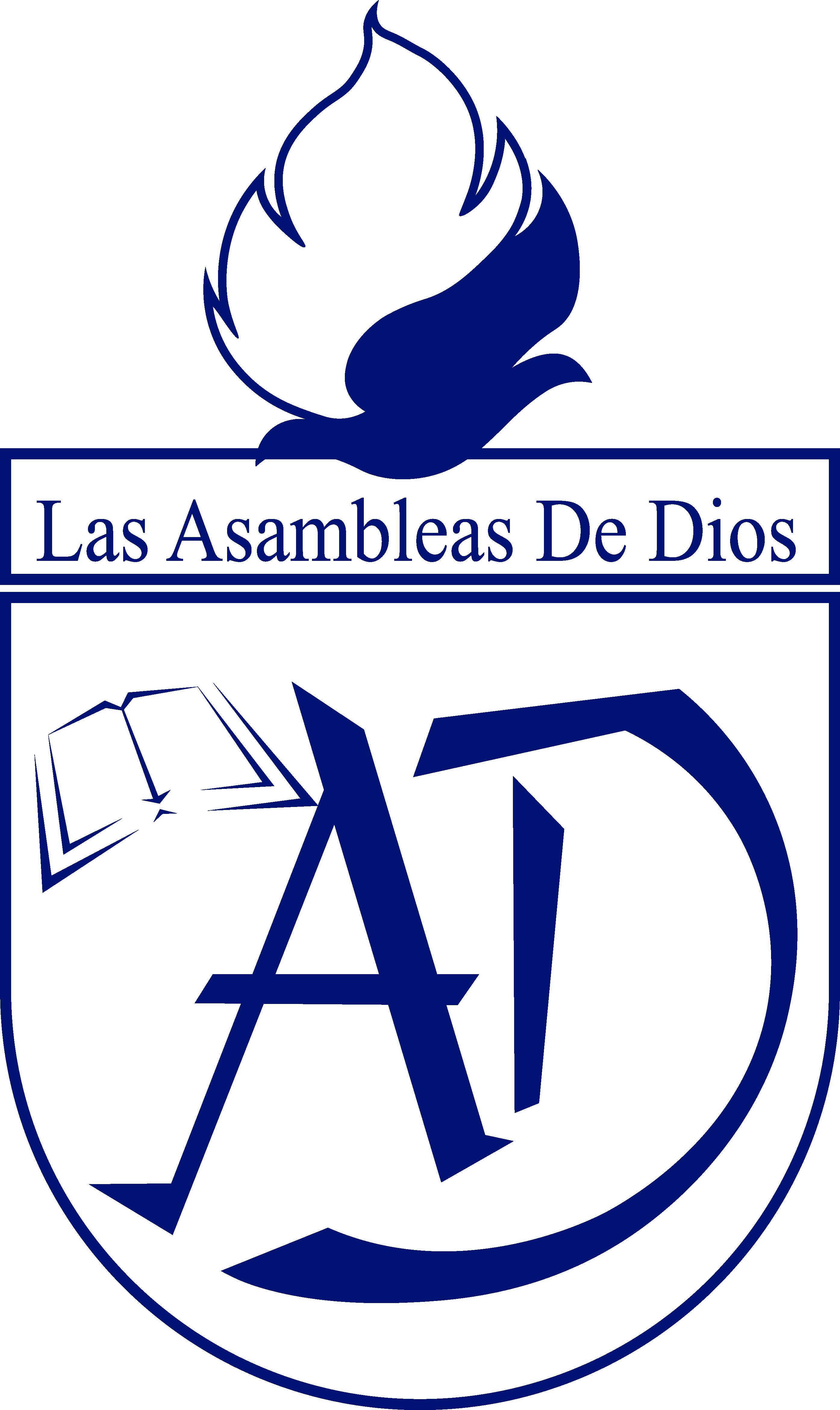 File:Escudo Completo (Las Asambleas De Dios).png - Logo Asambleas De Dios PNG
