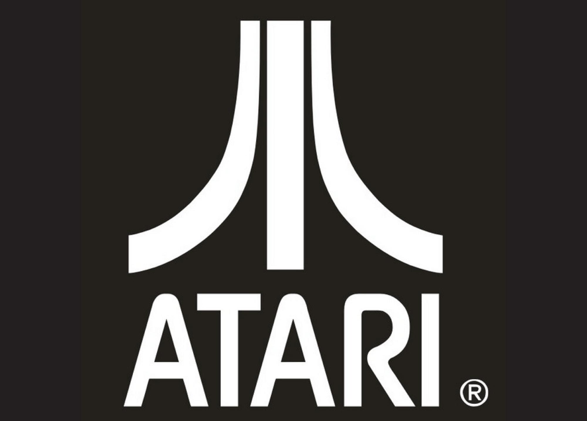Atari Logo. u201c - Logo Atari PNG