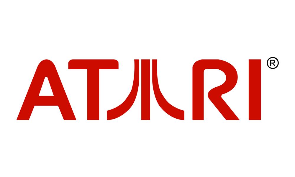 Atari Logo Design - Logo Atari PNG