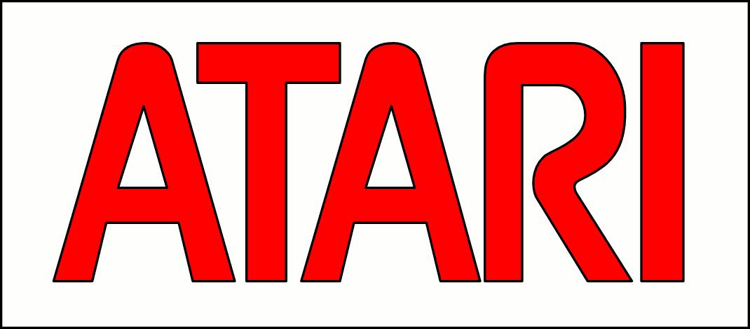 Logo Atari PNG - 35720