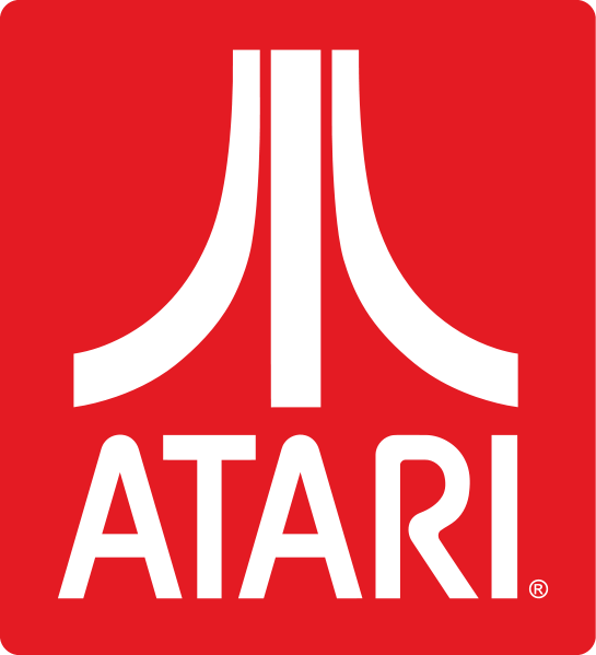 Atari logo.png - Logo Atari PNG