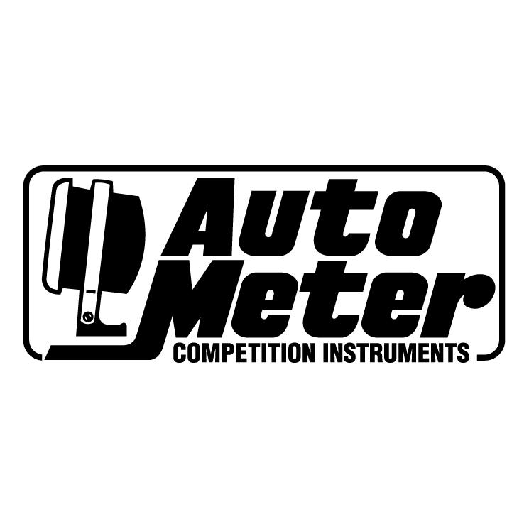 Auto meter 0 free vector - Logo Auto Meter PNG