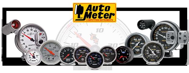 Auto Meter Gauge Selection - Logo Auto Meter PNG