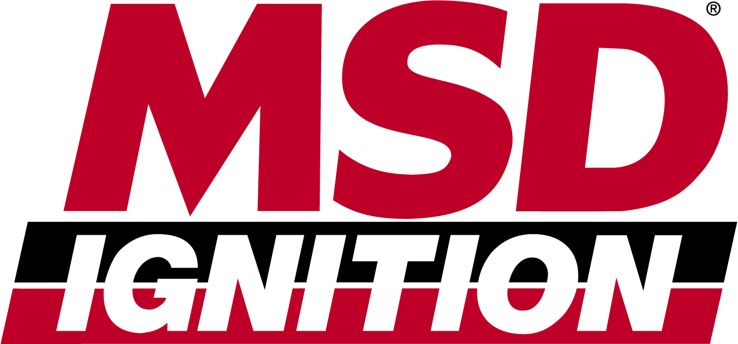 MSD Ignition - Logo Auto Meter PNG