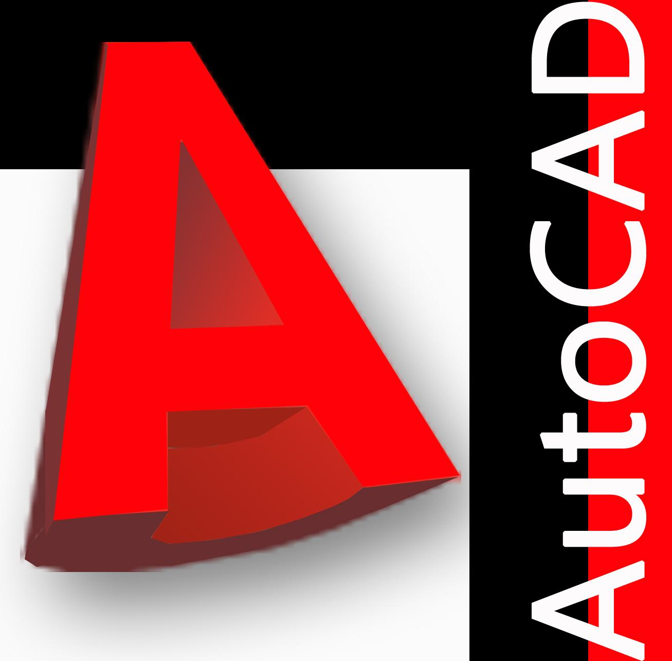 Autocad Logo - Logo Autocad PNG
