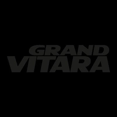 Grand Vitara logo vector . - Logo Autoplomo PNG