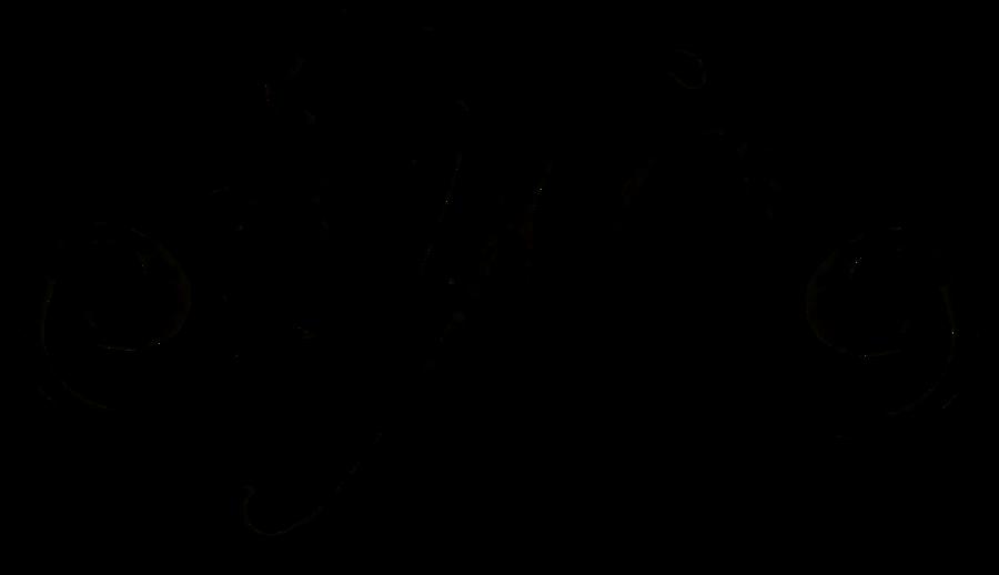 Alpha Chi Omega Script Font Monogram by piscura PlusPng.com  - Logo Axo PNG