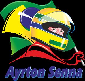 Ayrton Senna Logo - Logo Ayrton Senna S PNG