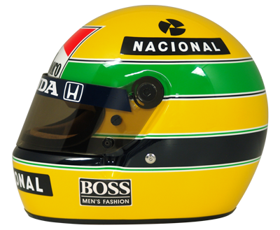 Ayrton Senna was a man who divided opinion like no other. But there was one  thing that no one could deny: he was the fastest driver the world has ever  seen. - Logo Ayrton Senna S PNG