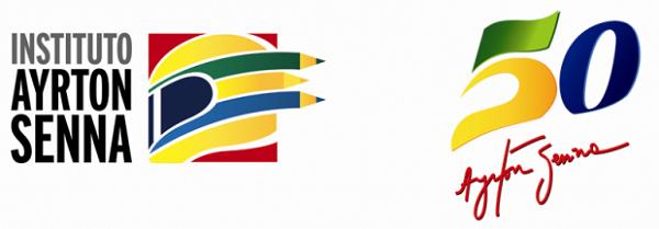 logo ayrton senna s png transparent logo ayrton senna s