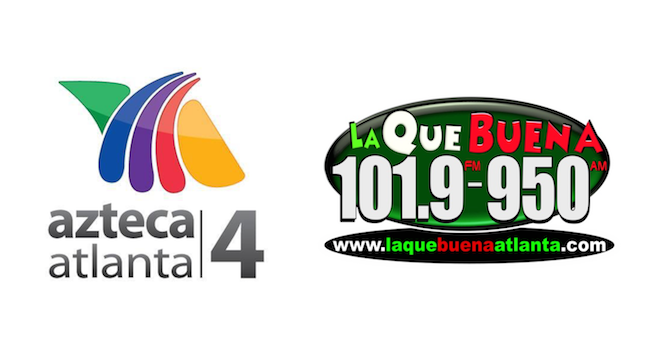 Azteca América Atlanta strikes ad partnership deal with WAZX 101.9 FM - Logo Azteca America PNG