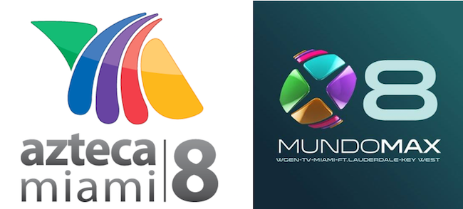 Azteca América signs deal with WGEN to pick up MundoMax Miami affiliate - Logo Azteca America PNG