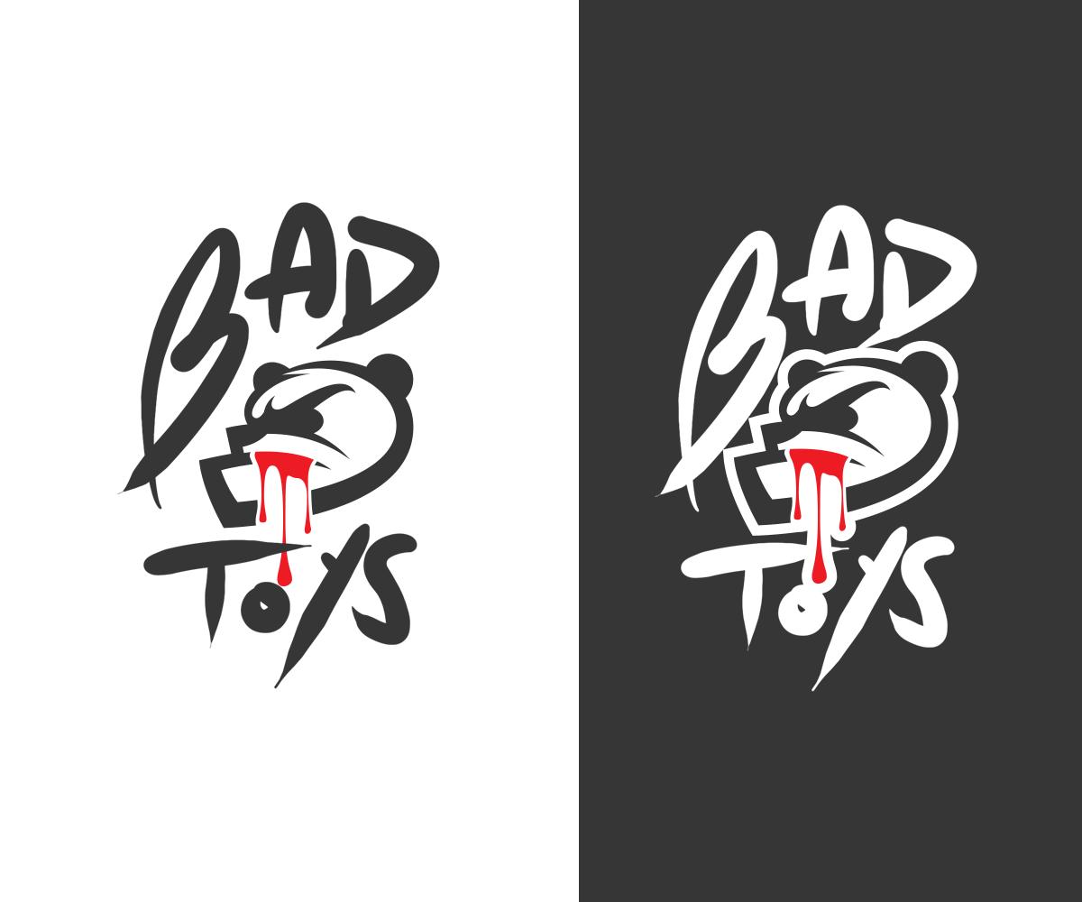 Logo Design by killpixel for Bad Toys Inc. - Toys for big boys - Design - Logo Bad Design PNG