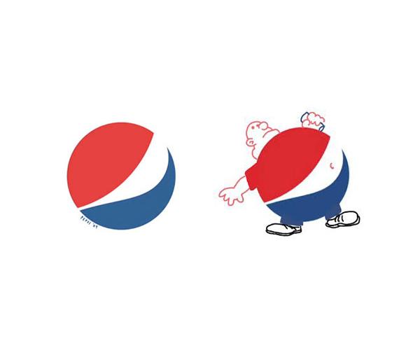 pepsi-logo-design-idea - Logo Bad Design PNG