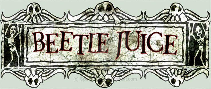 Logo Beetlejuice PNG - 36915
