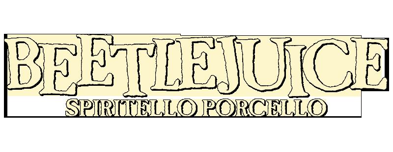 Logo Beetlejuice PNG - 36905