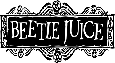 Logo Beetlejuice PNG - 36904