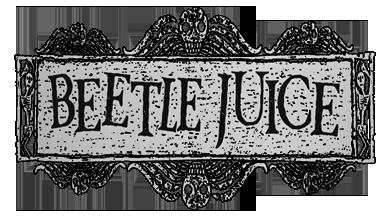 Logo Beetlejuice PNG - 36909