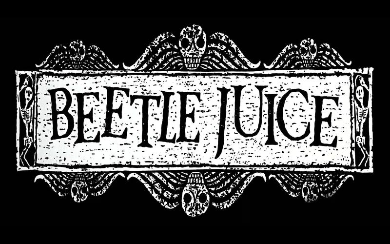 Logo Beetlejuice PNG - 36911