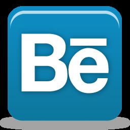 Logo Behance PNG - 114110