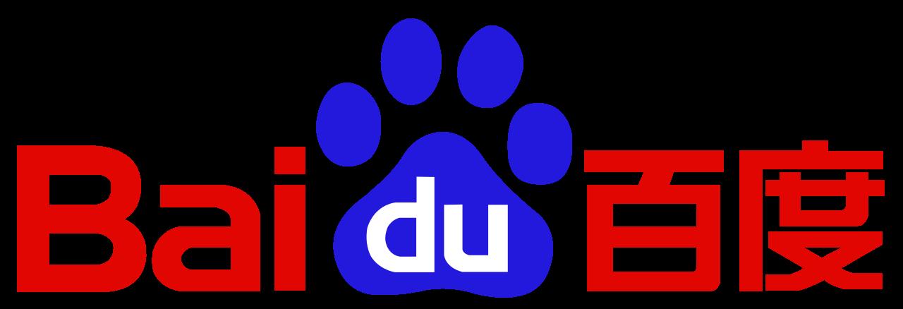 Logo Bidu PNG