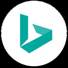 Bing - Logo Bing PNG