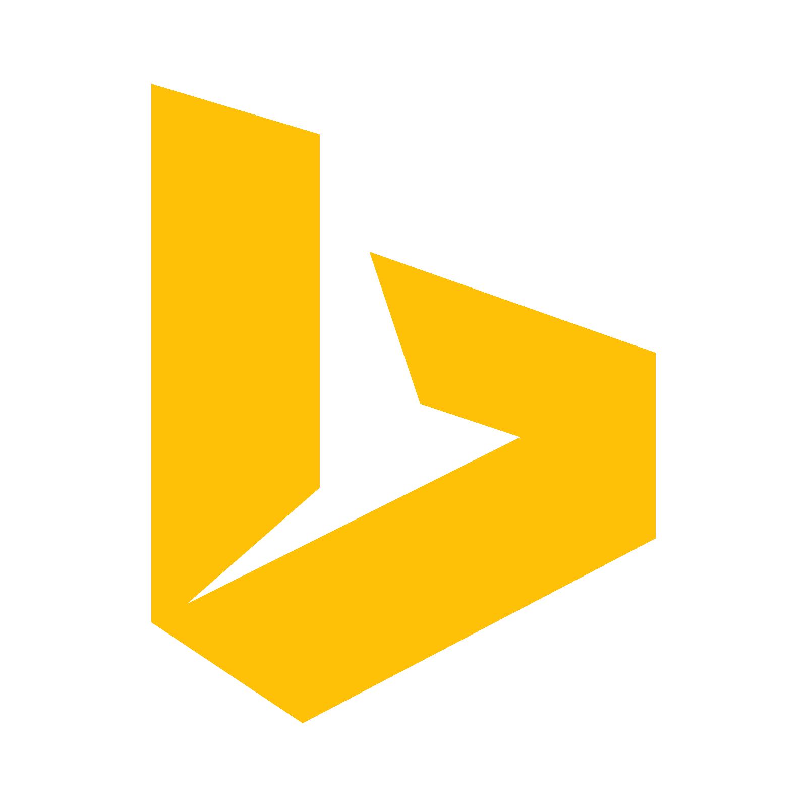 Bing icon - Logo Bing PNG