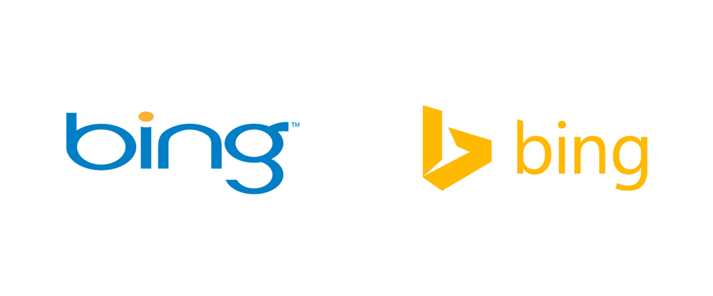 New Logo for Bing by Microsoft - Logo Bing PNG