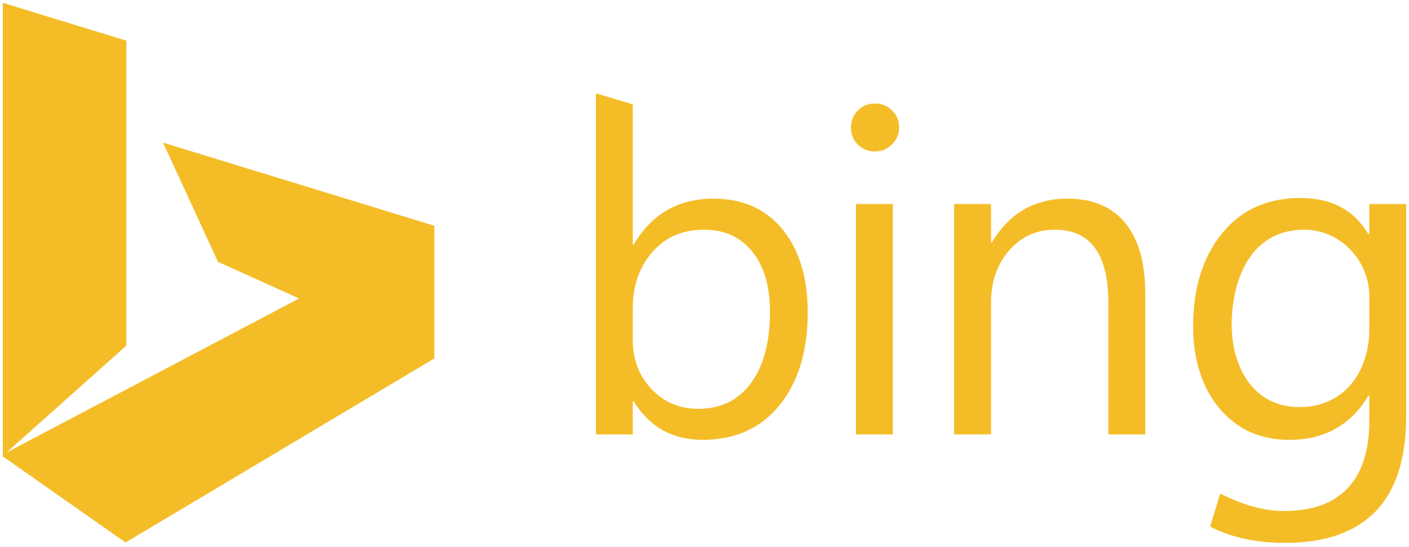 Open PlusPng.com  - Logo Bing PNG