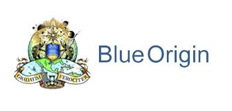 Logo Blue Origin PNG - 38908