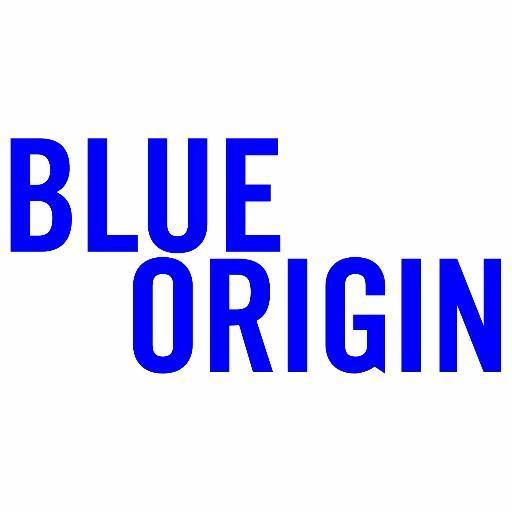 Blue Origin - Logo Blue Origin PNG