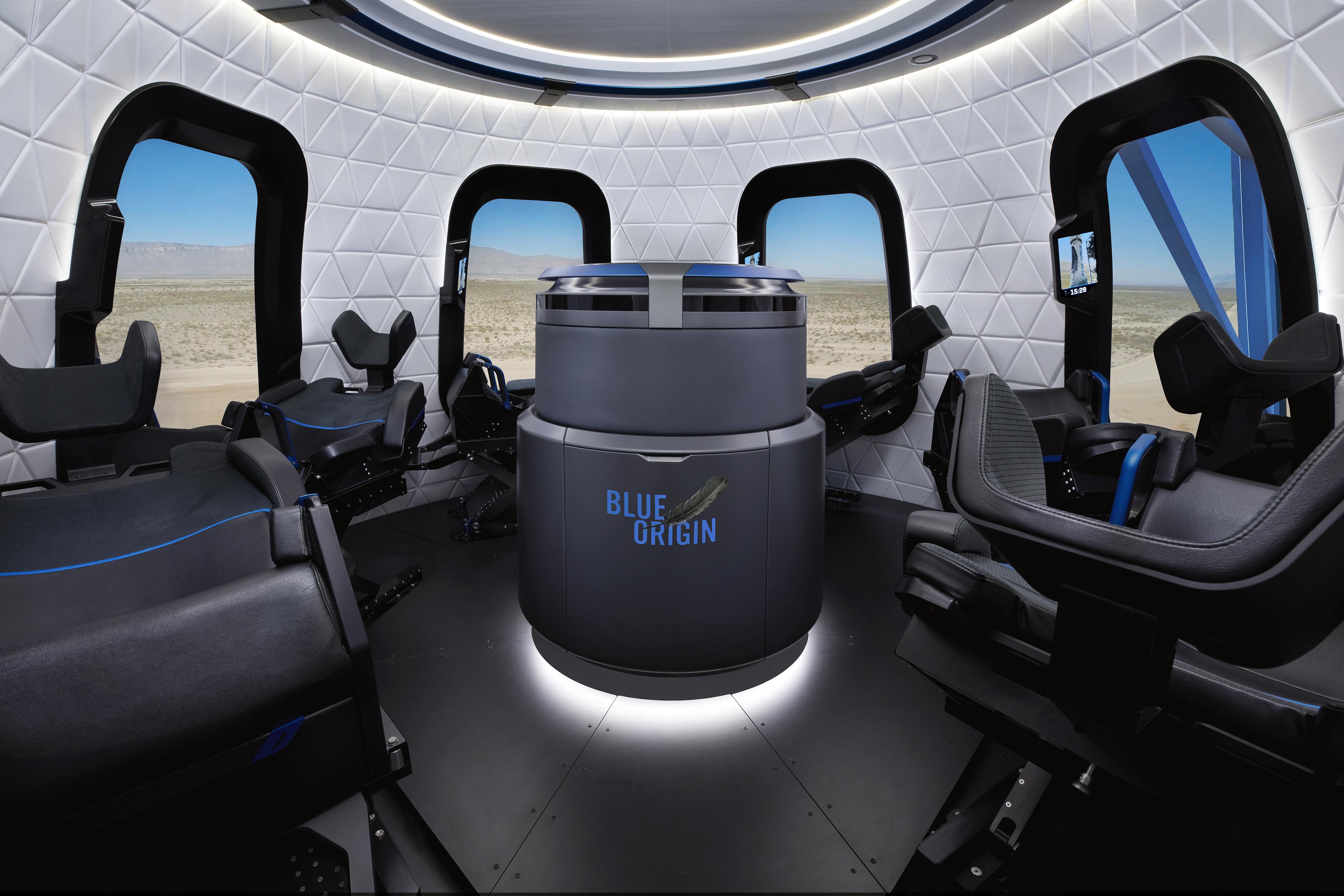 Logo Blue Origin PNG - 38909