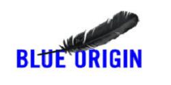 Logo Blue Origin PNG - 38898