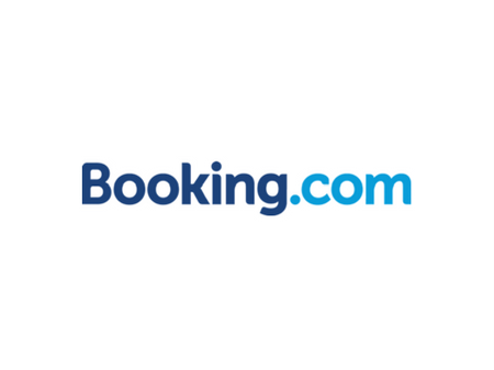 Logo Booking Com PNG-PlusPNG.com-450 - Logo Booking Com PNG