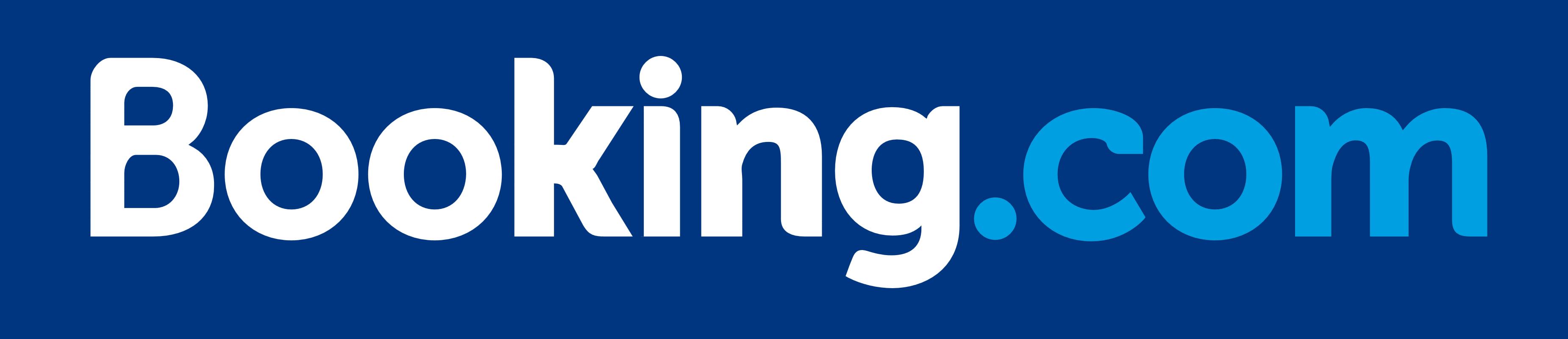 Booking logo, logotype - Logo Booking Com PNG