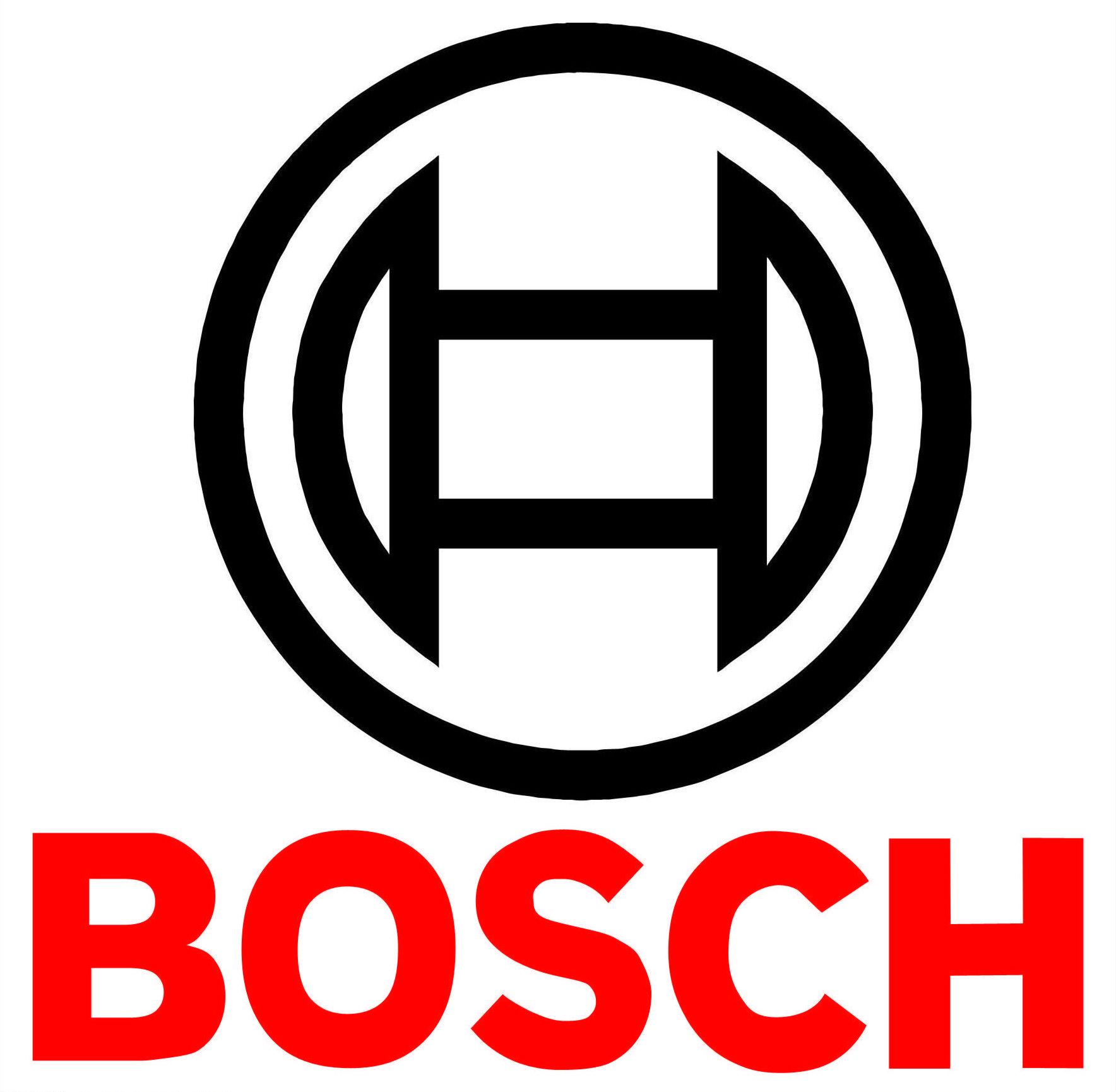 Bosch logo 3D - Logo Bosch PNG