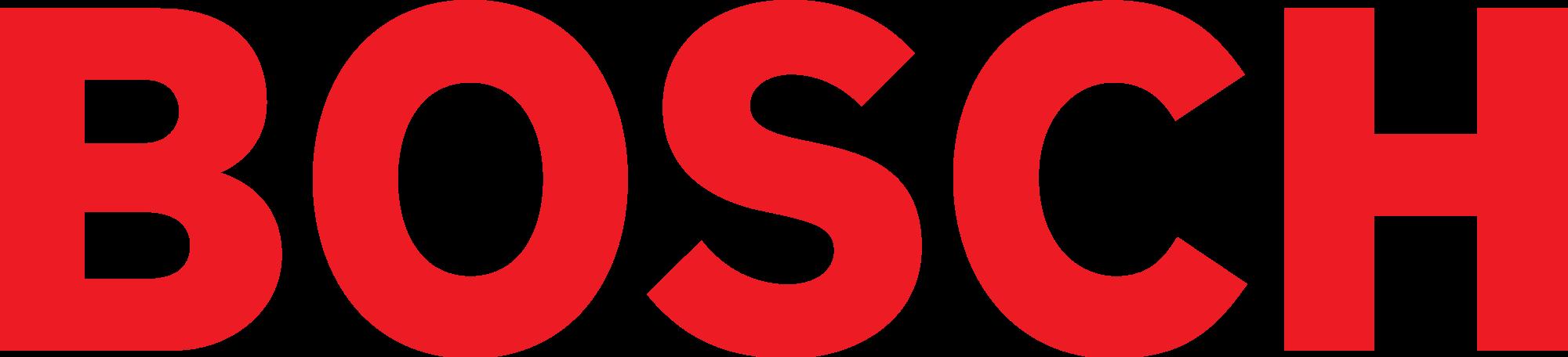 Logo Bosch PNG - 114704