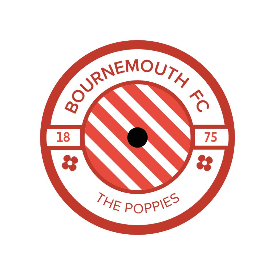 Logo Bournemouth Fc PNG-PlusPNG.com-960 - Logo Bournemouth Fc PNG
