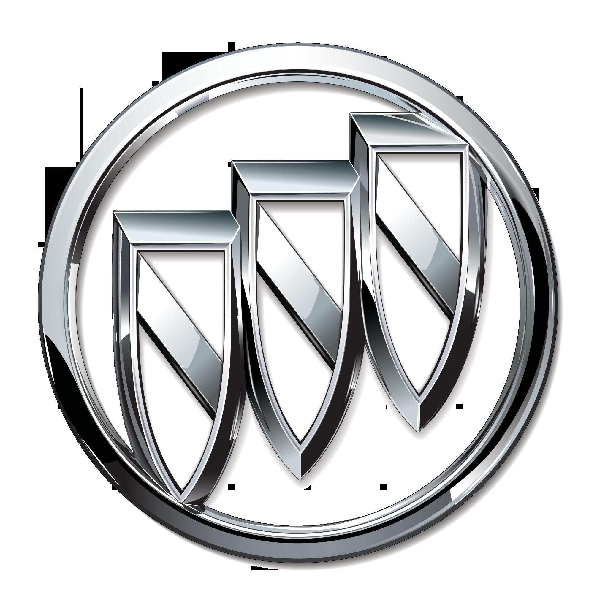 2048x2048 HD Png - Logo Buick Black PNG