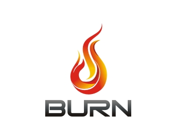 Burn Has Selected Their Winning Logo Design. - Logo Burn PNG