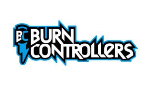 Logo Burn Controllers . - Logo Burn PNG