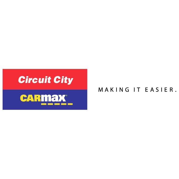 Circuit city carmax free vector - Logo Carmax PNG